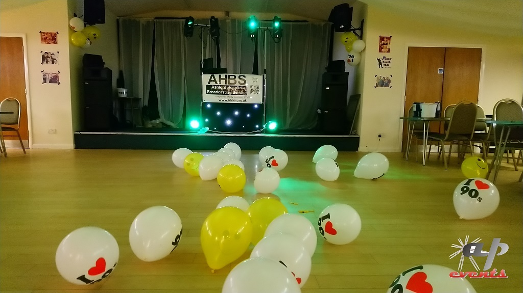 Image showing Ashford-based event hosts successfully transforming a fundraising event